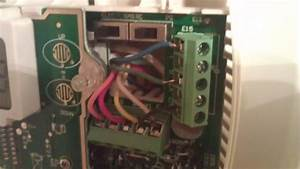 2 Stage Heat Pump  Thermostat Wiring