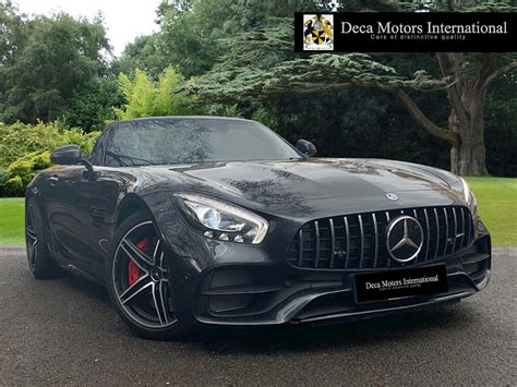 Used mercedes amg gt from aa cars with free breakdown cover. Used 2018 Mercedes-Benz Gt Amg Gt C Convertible 4.0 Automatic Petrol For Sale | Deca Motors Limited