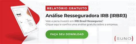 IRBR3 - IRB BRASIL RESSEGUROS ON, cotação, dividendos e ...