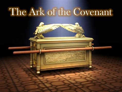 POTTERmoi: THE ARK OF THE COVENANT ACCORDING TO JEWISH HISTORY
