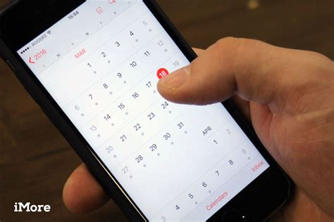 calendar iphone calendar app the ultimate guide imore
