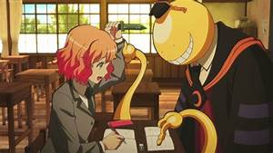 Adn Assassin Classroom Saison 1 Episode 7 : l 39 anime assassination classroom en teaser vid o ~ Medecine-chirurgie-esthetiques.com Avis de Voitures