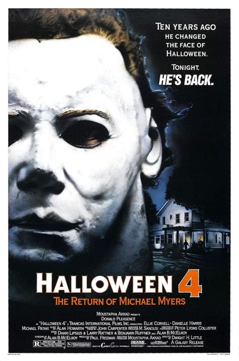 Halloween 4 Cast by Hollywood Costumes And Props Michael Myers