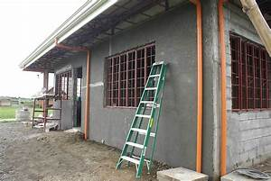 Our Philippine House Project Walls And Wall Footers My