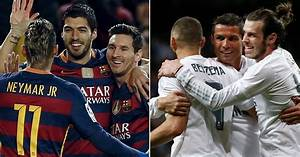 Why Bale, Benzema and Ronaldo will be fresher than Messi ...