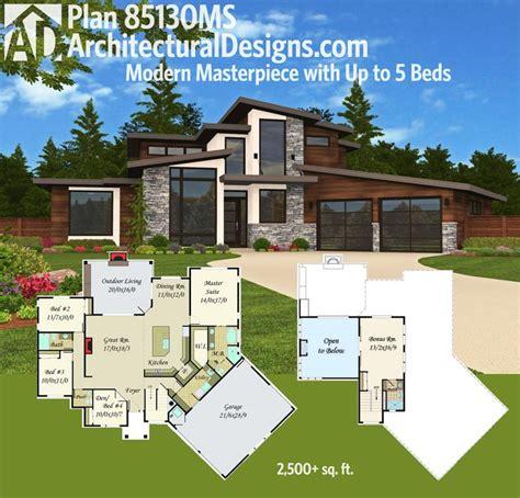 best modern house plans modern house floor plans best 25 modern house plans ideas