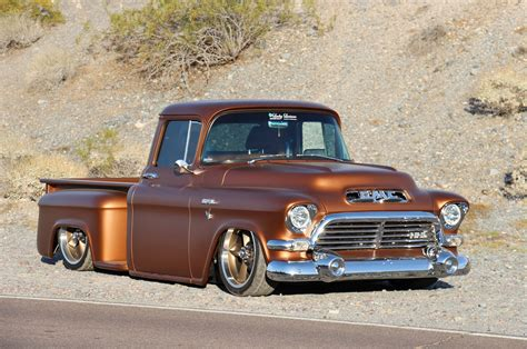 GMC Car : Bringing The Wife In On The Project 1957 Gmc 100 Jimmy