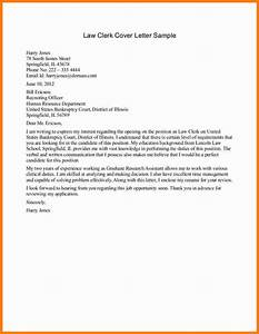 5 legal letter samples ledger paper With cover letter examples for lawyers