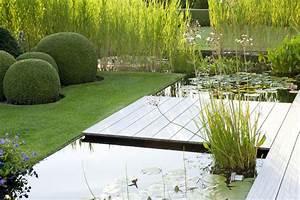 Wasserlauf Garten Modern : privates gr n galabau ~ Markanthonyermac.com Haus und Dekorationen