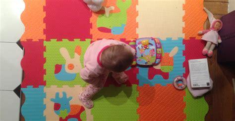 test du tapis mousse ludi quand on est papa