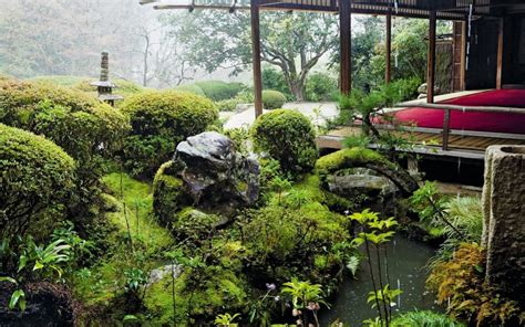 Japanese Gardens The Enigmatic Art Of Raked Gravel And
