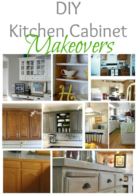 kitchen cabinet makeover ideas remodelaholic home sweet home on a budget kitchen cabinet makeovers