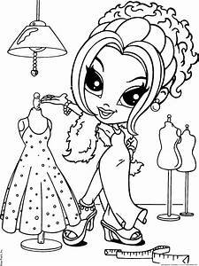 Lisa Frank Surfer Girl Coloring Pages Coloring Pages