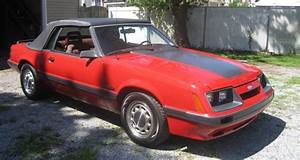 1986 Ford Mustang GT 5-Speed Convertible – Now $9,700 | GuysWithRides.com