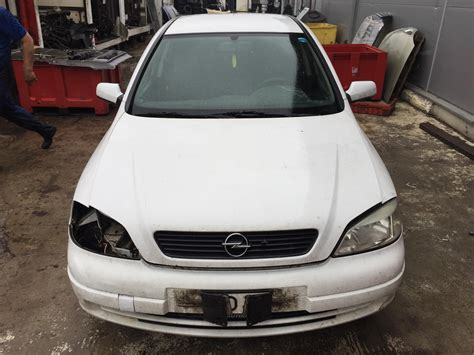 Opel Astra 2002 1.7 Mechaninė 4/5 D. 2017-8-21 A3410 Used
