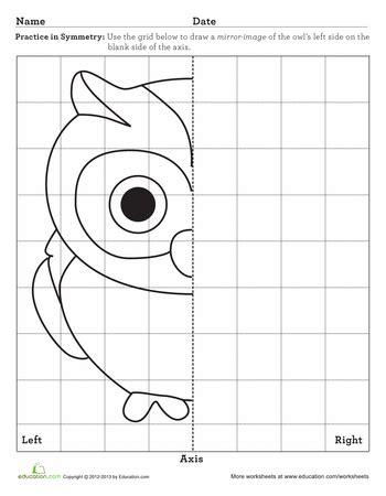 All Worksheets » Grid Drawing Worksheets For Kids  Printable Worksheets Guide For Children And