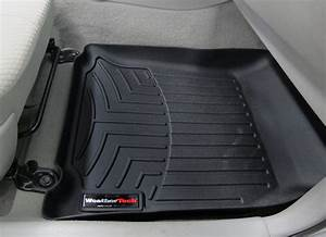 2009 toyota camry weathertech front auto floor mats black With 2009 toyota camry floor mats