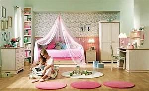 Himmelbett Für Mädchen : 105 coole tipps und bilder f r jugendzimmergestaltung ~ Michelbontemps.com Haus und Dekorationen