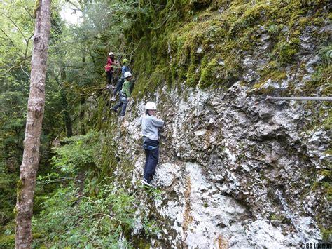 bureau des guides mini stage escalade canyoning via ferrata bureau des