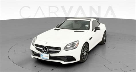 Great savings & free delivery / collection on many items. Used 2019 Mercedes-Benz SLC Convertible SLC 300 for sale in Salisbury, MD | Carvana