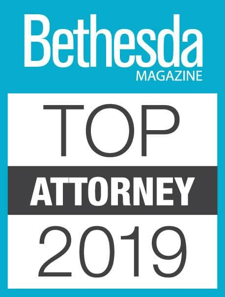 bethesda magazine badge Dross Berman Personal Injury