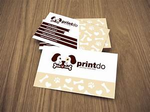 pet store animal care business cards simply yet stylish With pet store business cards