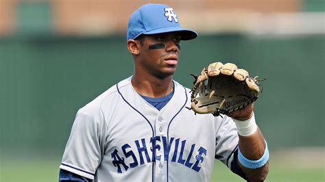 russell wilsons baseball career wasnt  joke