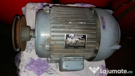 Vand Fulie Motor Electric by Motor Electric Trifazic Fini 4 Kw 5 5 Hp 3000 Rot Min