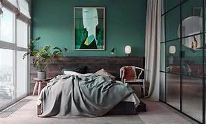 Green Interiors Inspiration To Envy Interior Design