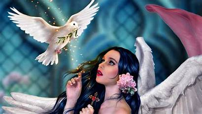 Angel Peace Wallpapers