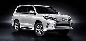 2016 Lexus Lx 570 Facelift Shows Up At Pebble Beach Concours D U0026 39 Elegance