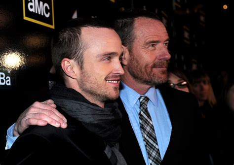 aaron paul dj bryan cranston and aaron paul photos photos premiere of