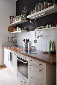 Welche Wand Farbig Streichen : k che streichen die besten ideen und tipps ~ Orissabook.com Haus und Dekorationen