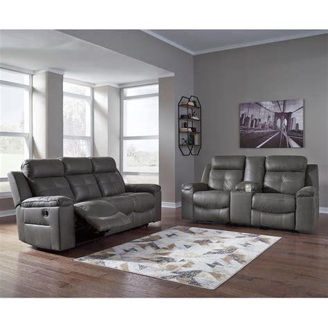 signature design  ashley jesolo reclining living room