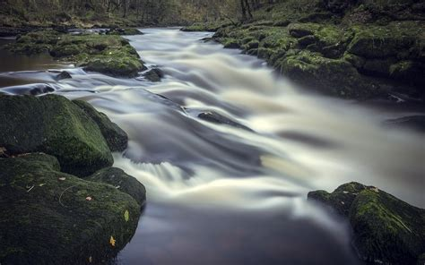 long exposure river water wallpapers hd desktop