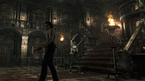 Resident Evil 0's Hd Remaster Highlights A Dead End In The