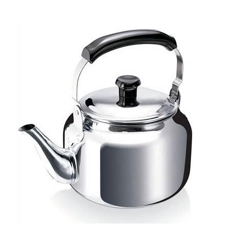 batterie de cuisine induction bouilloire claudine acier inoxydable 4l beka acheter sur