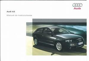 Manual Audi A3 Ii 2 8p Owners Manual Manual Del