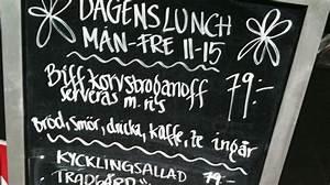 Dagens lunch stockholm