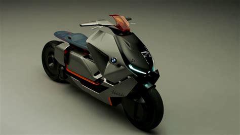 scooter electrique prototype bmw concept link le scooter 233 lectrique du futur