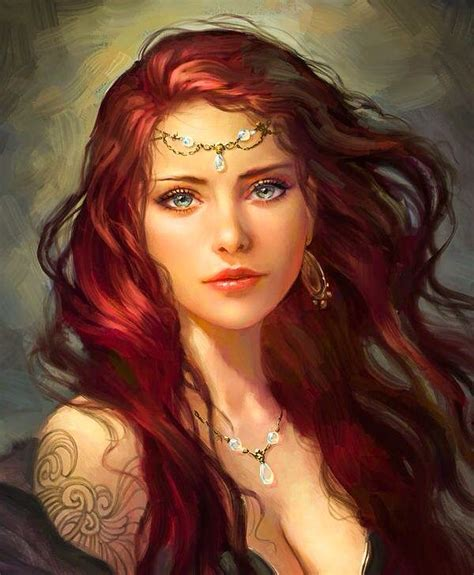 25 best ideas about redhead art on pinterest digital