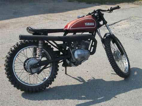 Buy 1969 Yamaha Ct1 Cafe Racer / Rat Bike / Bobber On 2040