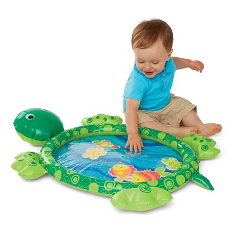 water play mat sea turtle deluxe fill n water play mat educational