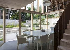 East london house by david mikhail architects featuring for House and home furniture east london