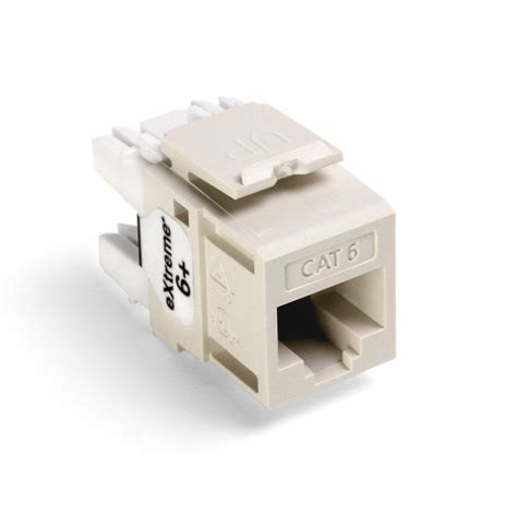 Leviton Quickport Extreme Cat Connector With