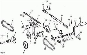 John Deere Lt133 Drive Belt Diagram