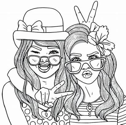 Coloring Pages Printable Cool Bff Chibi Barbie