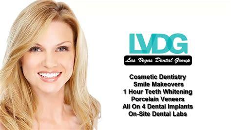 cosmetic dentist las vegas dental group