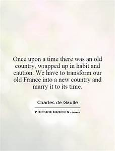 Once upon a tim... New France Quotes
