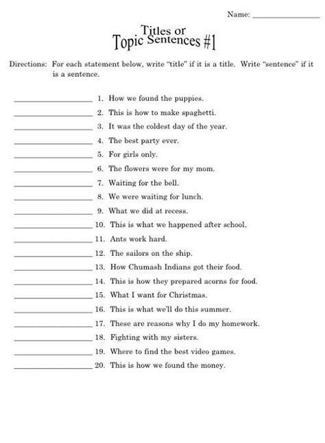 year  english worksheets  printable printable